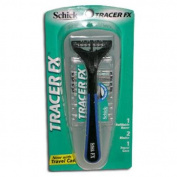 Schick Tracer FX (1 Razor) 1 Razor and 2 Refills