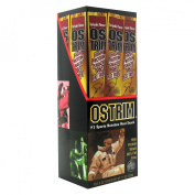 Ostrim Sports Nutrition Teriyaki Flavor Meat Snack - 10 Sticks