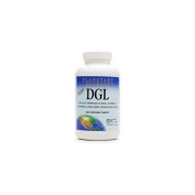 Planetary Herbals DGL, Deglycyrrhizinated Licorice 200 chewable tablets