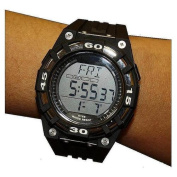 Beatech BH5000B Heart Rate Monitor Watch with Alarm Clock/ Stopwatch/ Countdown Timer