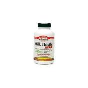 Sundown Naturals Milk Thistle Xtra, 240mg, Capsules 250 ea