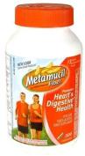 Metamucil Fibre Therapy for Regularity, Fibre Supplement, 300 Capsules