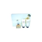 Bill Blass (New) Gift Set - 80ml EDP Spray + 100ml Body Lotion + 100ml Shower Gel