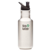 Klean Kanteen 530ml Water Bottle w Sport Cap 2.0