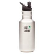 Klean Kanteen 530ml Water Bottle w Sport Cap 2.0