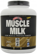 CytoSport Muscle Milk Lean Muscle Protein Powder, Chocolate, 2.2kg