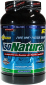 IsoNatural - Whey Protein Isolate Unflavored 0.91kg