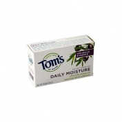Tom's of Maine Trial / Travel Daily Moisture Beauty Bar With Olive Oil & Vitamin E , 25ml Bars (Pack of 12)
