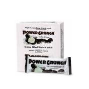 Power Crunch Wafers Wild Berry Creme 12 bars