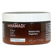 Hamadi Organics Shea Hair Mask, Moisturizing Treatment 4 fl oz