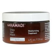 Hamadi Organics Shea Hair Mask, Moisturizing Treatment 4 fl oz