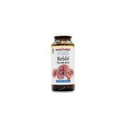Natures Herbs 0549808 Reishi Mushroom - 600 mg - 100 Capsules