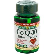 Good 'N Natural Natures Bounty Q-Sorb Coenzyme Q-10
