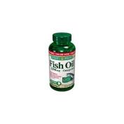 Nature's Bounty Omega-3, Omega-6 Fish Oil 1200 mg Softgels 320 softgels
