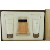 Ellen Tracy Gift Set - 3.4 oz EDP Spray + 3.4 oz Body Lotion + 3.4 oz Shower Gel