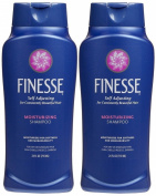 Self Adjusting Moisturising Shampoo by Finesse for Unisex - 710ml Shampoo