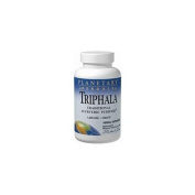 Planetary Herbals Triphala Internal Cleanser, 1000mg, Tablets 180 tablets