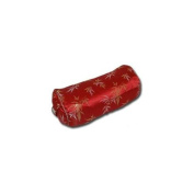 Relaxso Therapeutic Neck Roll, Brocade Bamboo Cherry