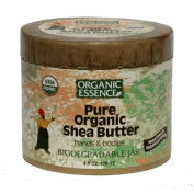 Organic Essence Pure Organic Shea Butter, 120ml