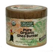 Organic Essence Pure Organic Shea Butter, 120ml