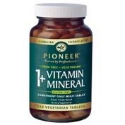 1+ Vit/Mineral (No Iron) 120 tabs