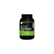 Optimum Nutrition Recover 2:1:1 1680 g Vanilla Replenishment and Recovery Powder