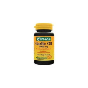 Garlic Oil (5000mg) 100 sgels