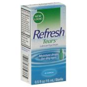 Refresh Refresh Tears Lubricant Eye Drops, 15 ml