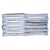 HAIRART Large Long Concave Perm Rods Grey (Diameter