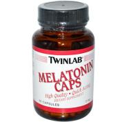 Twinlabs 81114 Foods Melatonin 3mg Capsules