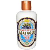 Dynamic Health Organic Certified Acai Gold 32 fl oz