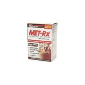 Met-Rx Meal Replacement, Powder, Extreme Chocolate 18 packets