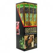 Ostrim Sports Nutrition Pepper Flavor Meat Snack - 10 Sticks