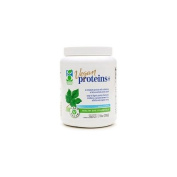 Genuine Health Vegan Proteins+ Powder, Natural Vanilla 300ml