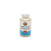 KAL Malic Acid with Magnesium 1500 mg Malic Acid Tablets 120 ea