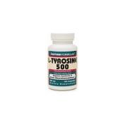 Jarrow Formulas L-Tyrosine 500 100 capsules