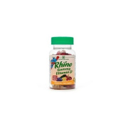 Nutrition Now Childrens Supplements Rhino Vitamin-D 60 chewable gummies Daily Products 223108