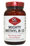 Olympian Labs Mighty Methyl B-12 60 tablets