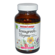 Nature's Herbs Fenugreek-Thyme 500mg 100 capsules