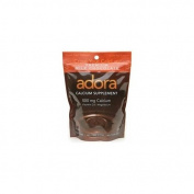 Adora 0496844 Calcium Supplement Milk Chocolate - 500 mg - 30 Chewables