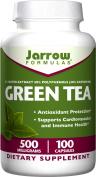Jarrow Formulas Green Tea, 500 Mg, 100 Capsules