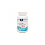 Nordic Naturals Prenatal DHA 500 mg High Concentrate Purified Fish Oil 90 soft gels