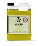 CUCINA Fruits & Passion Hand Soap Refill - Coriander & Olive Tree, 1000ml