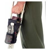 EZ-Access EZ0015BK Universal Crutch Carryon
