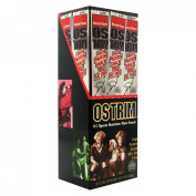 Ostrim Beef & Ostrich Snack, Natural 10 sticks