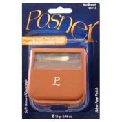 Posner Finishing Touch Press Nut Brown