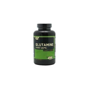 Glutamine caps 1000 mg - 120 capsules - Optimum nutrition