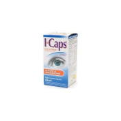 ICaps Lutein & Zeaxanthin Formula 120 coated tablets