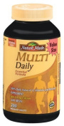 Nature Made Multi Daily Vitamin with Iron 300 tablets