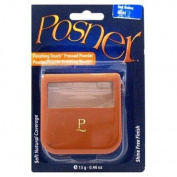 Posner Finishing Touch Press Powder Soft Honey